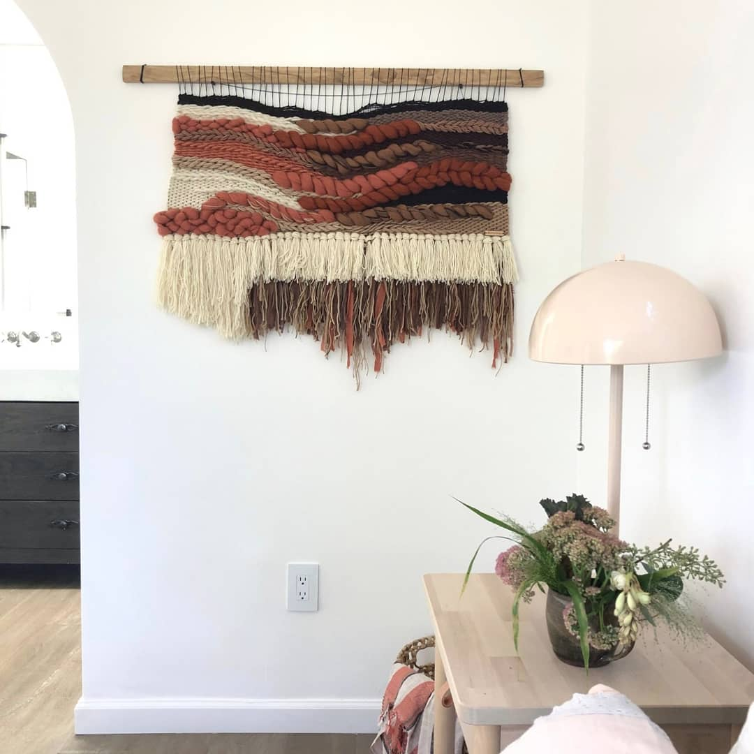 Southwestern Terracotta Wall Hanging