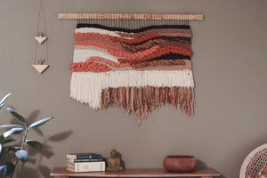 Southwestern Terracotta Wall Hanging (Made to Order)
