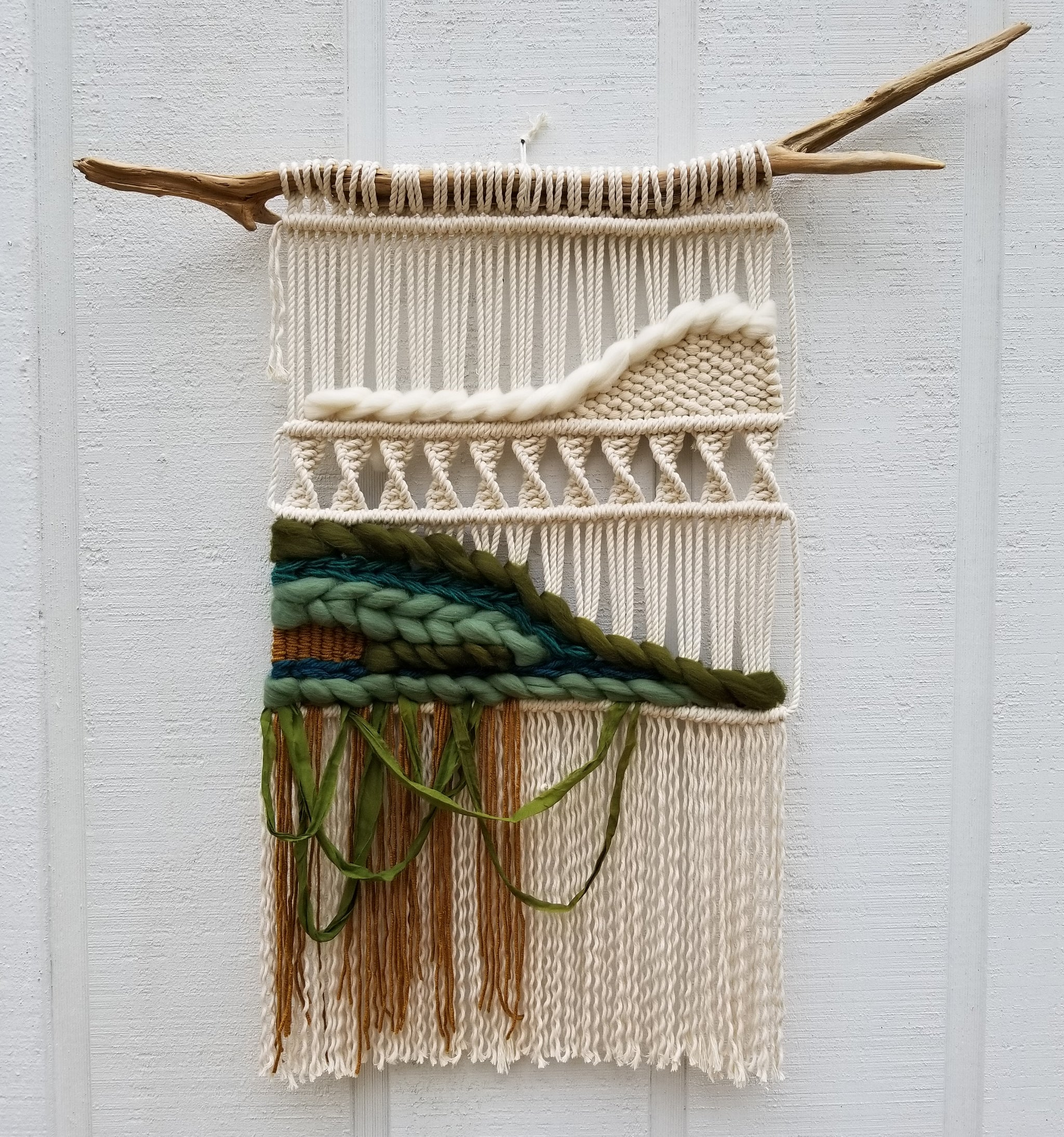 Oversized Macrame Wall Hanging   Tangled Knot Designs Au