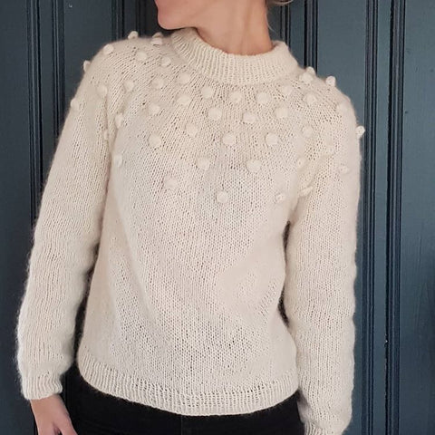 MAMAPOP SWEATER (English pattern)
