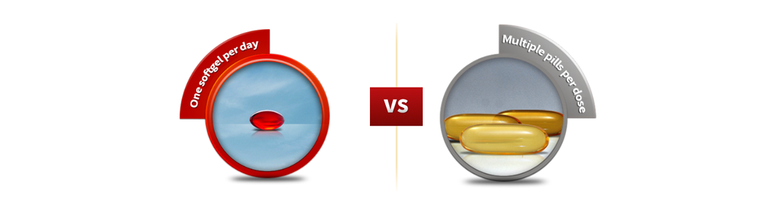 Why MegaRed® Omega-3 Krill Oil?