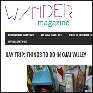 Wander Magazine - FOR THE YOUNG, URBAN TRAVELER