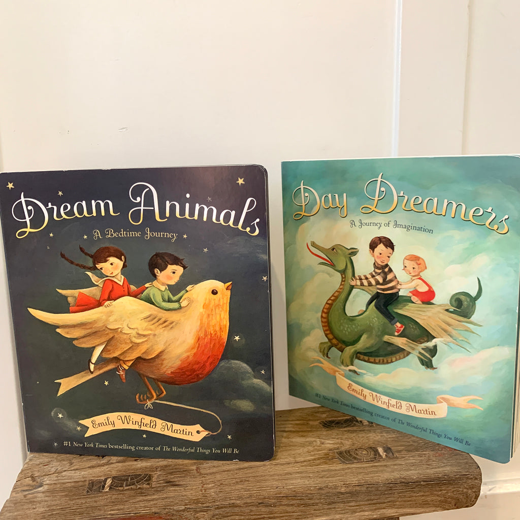 Dream Animals and Day Dreamers Board Books