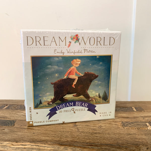 Dreamworld Puzzle (20-piece)