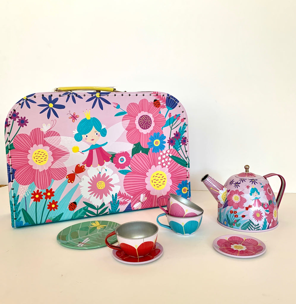 Fairy Tea Set
