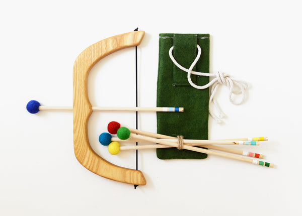 Kid's Bow and Arrow Set