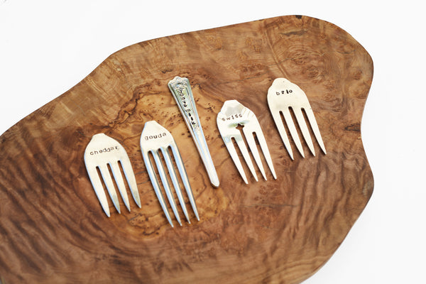 Fork Cheese Markers