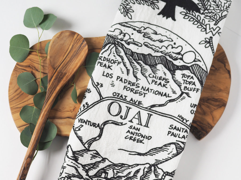 Ojai Tea Towel