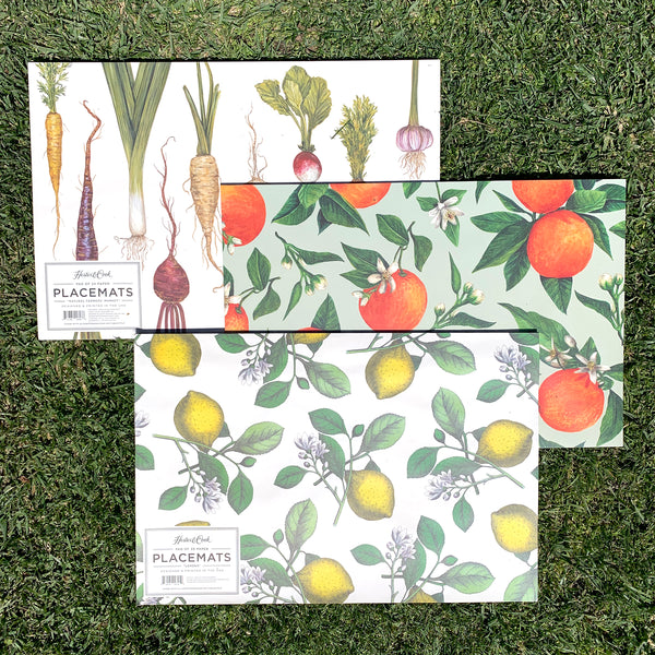 Paper Placemats (Pad of 30)