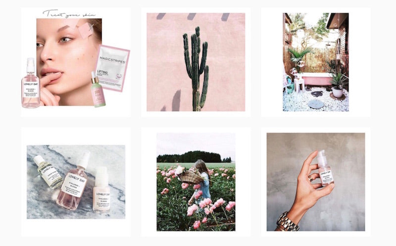 Lovely Day Botanicals on Instagram