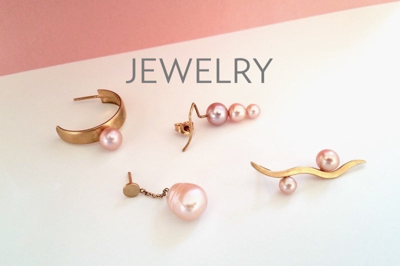 Jewelry and pearl jewelry inspiration by Mermaid Stories