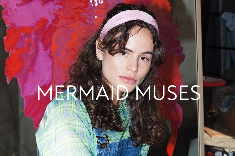 Mermaid Muses, Interviews with creative women, dreamers and doers - Mermaid Stories Blog