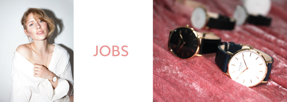 Careers and Jobs at Jewelry and Watch brand Mermaid Stories
