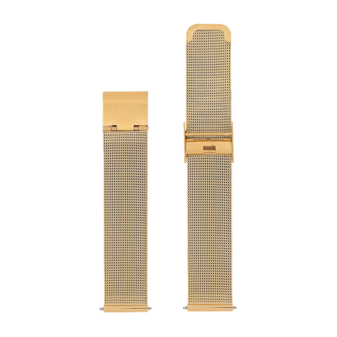 Golden Mesh Band