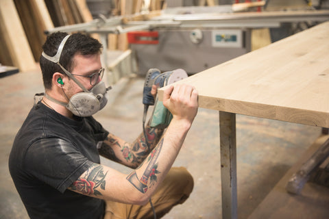 becoming a woodworker