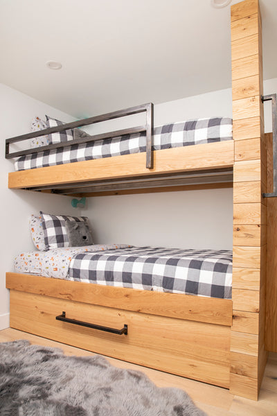 Alpine Cabin | Custom Bedroom Furniture - Union Wood Co.