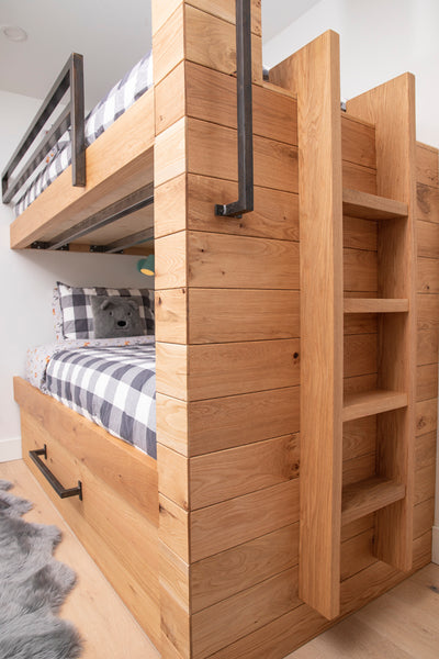 Alpine Cabin | Custom Bunkbeds Vancouver - Union Wood Co.