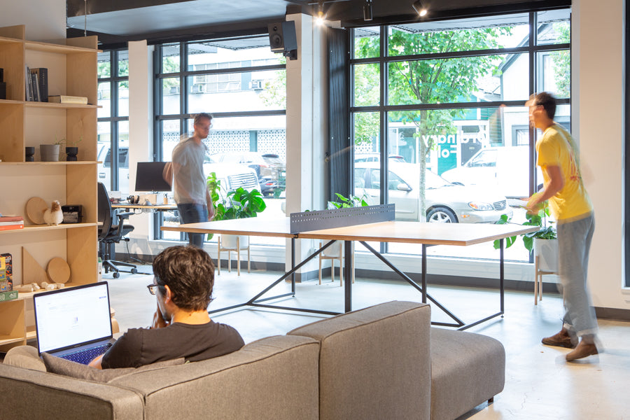 office ping pong table
