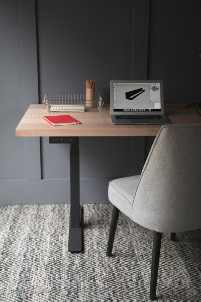 modern adjustable desk