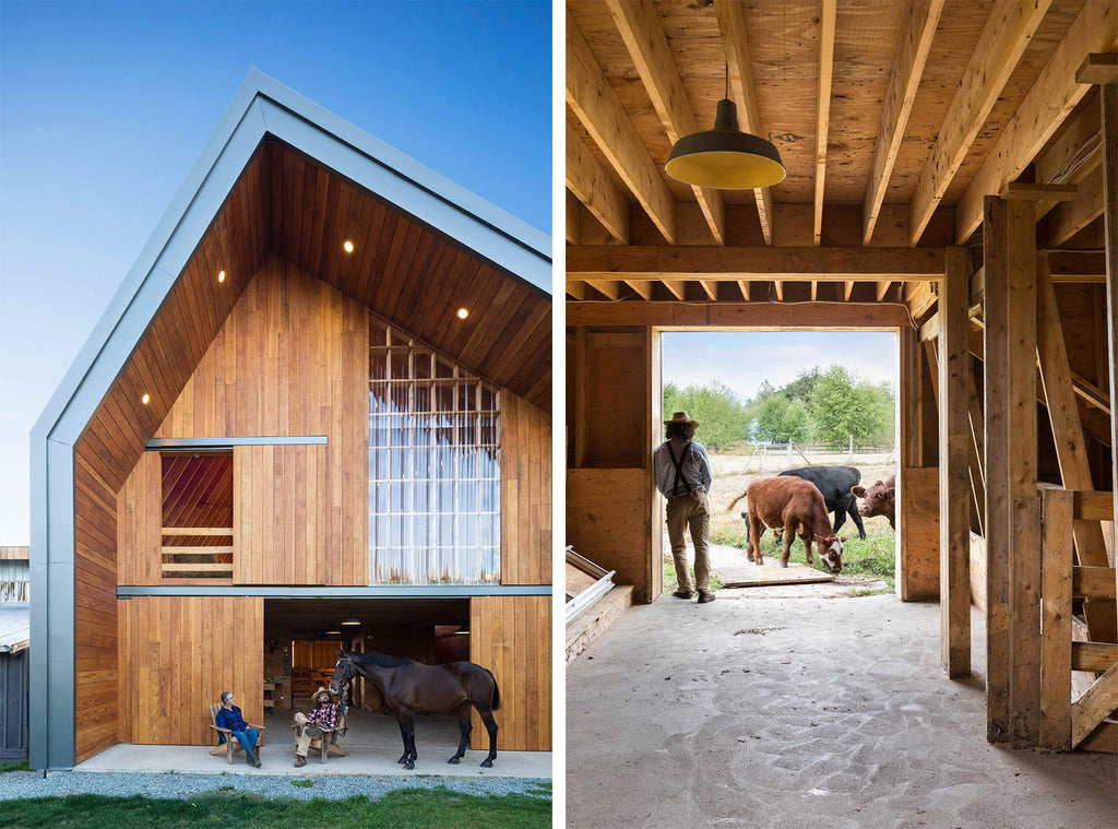 MOTIV Architects barn