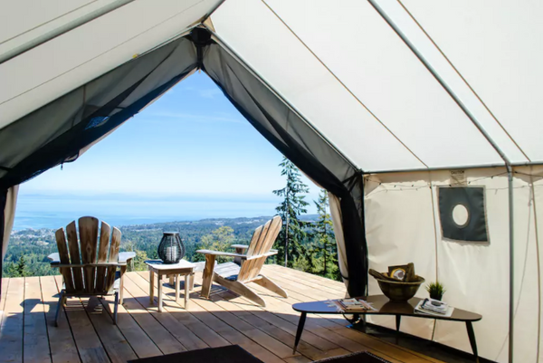 airbnb glamping