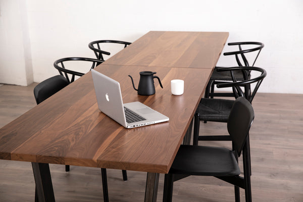 Canadian made boardroom table