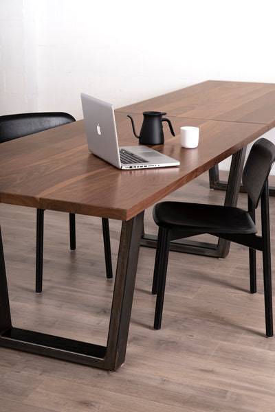 modern Canadian made conference table