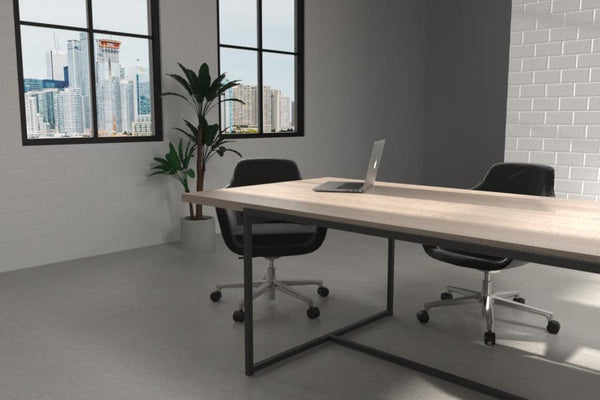 rectangular custom boardroom tables