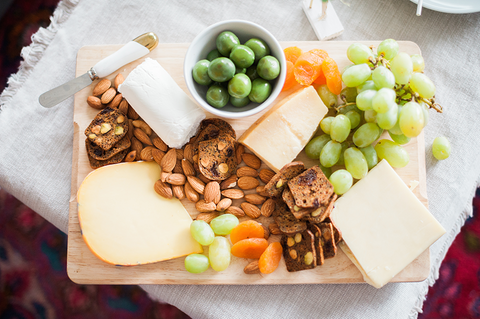 advanced cheese board idea