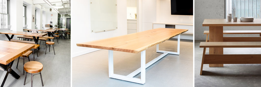 boardroom table finishes