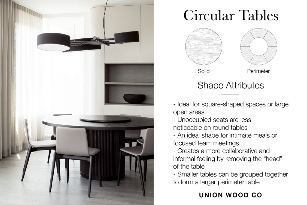 round table shape