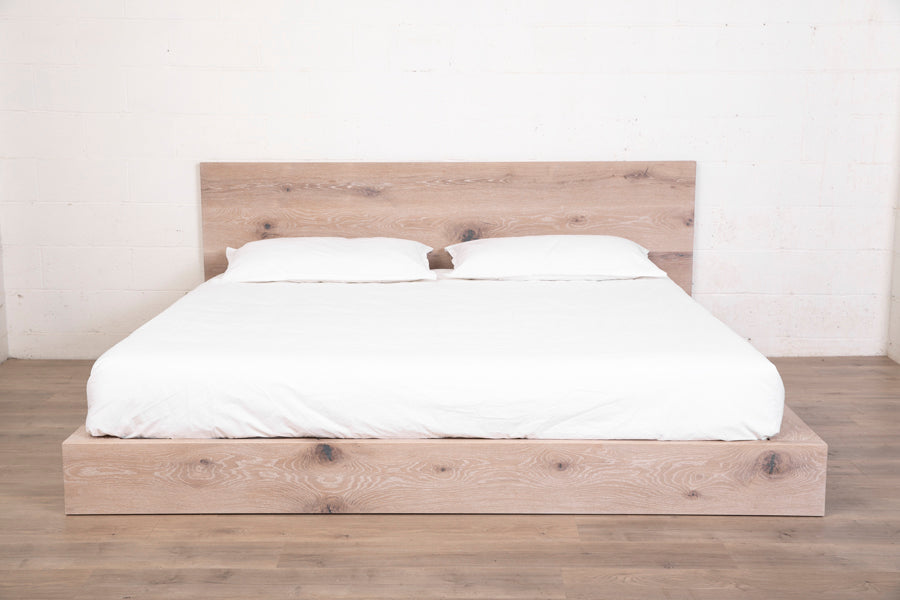 minimalist bed frame Vancouver