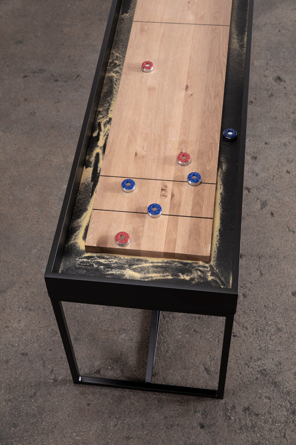 custom shuffleboard tables