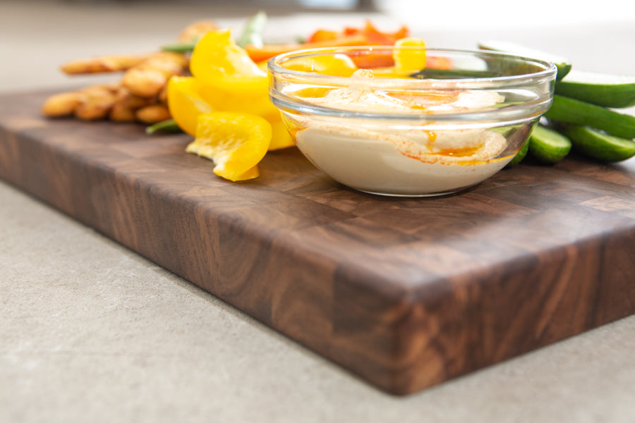 custom cutting board Vancouver