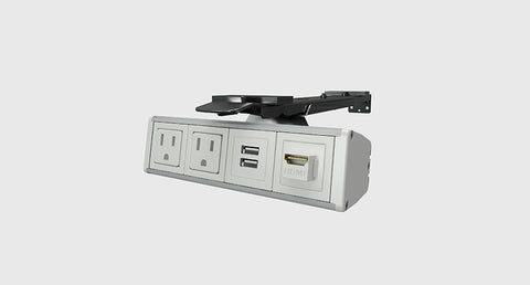 undermount power box