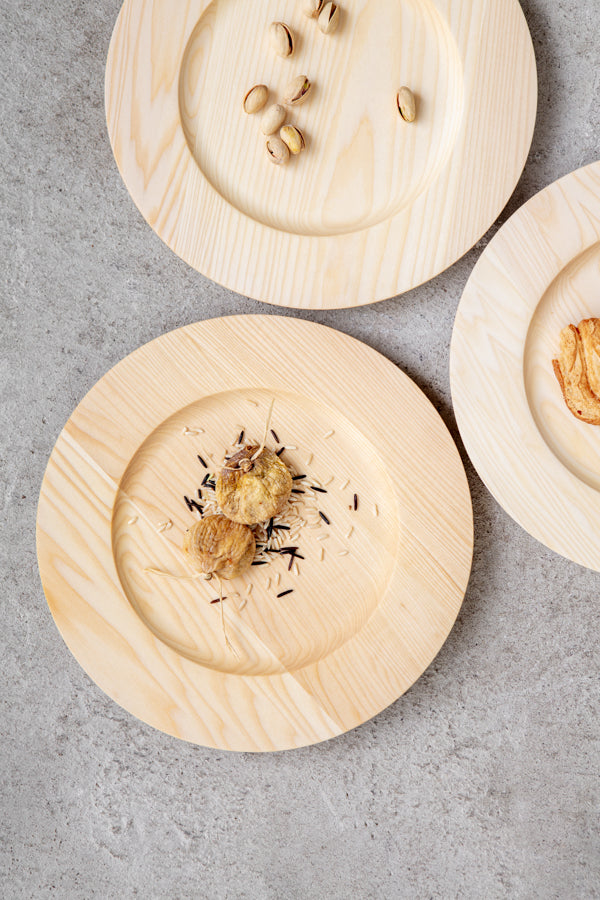 food safe wood plates