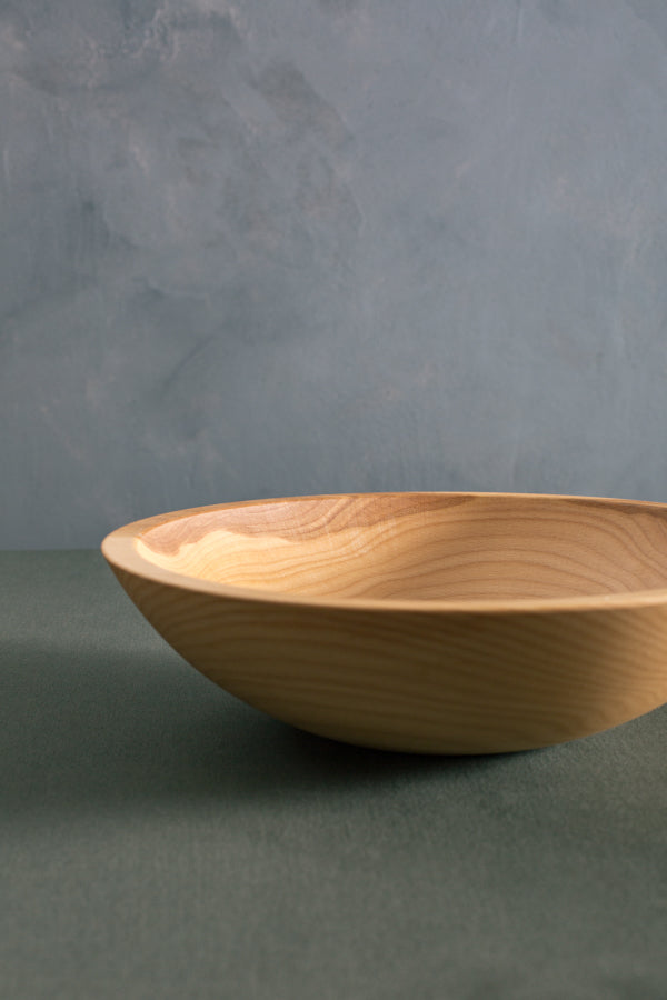 solid wood salad bowl Vancouver