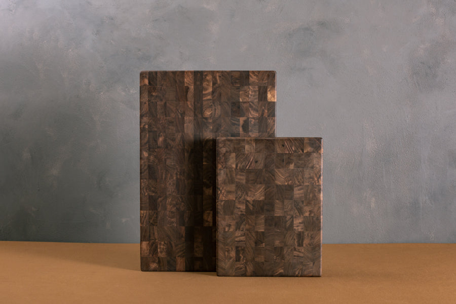 custom end grain cutting boards Canada