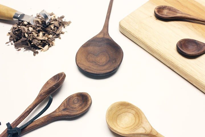 Woodwork Class - Make a Spoon, or Two