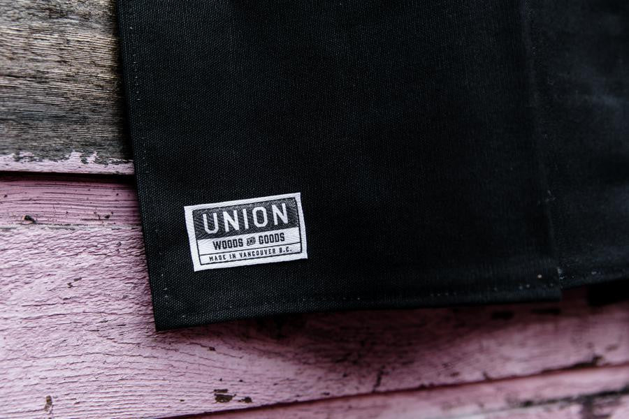 Union Shop Apron (Natural Canvas)