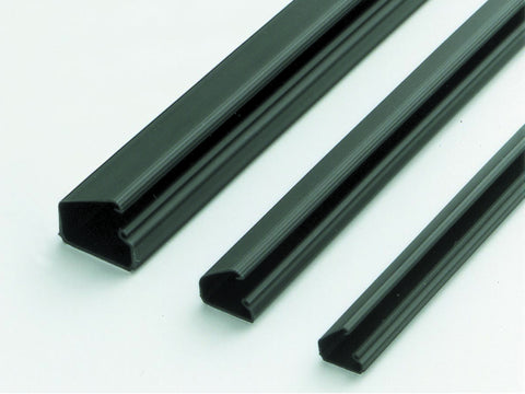 Cable raceway channels - 3 sizes