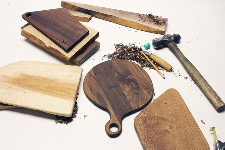 Woodwork Class - Make a Cutting Board