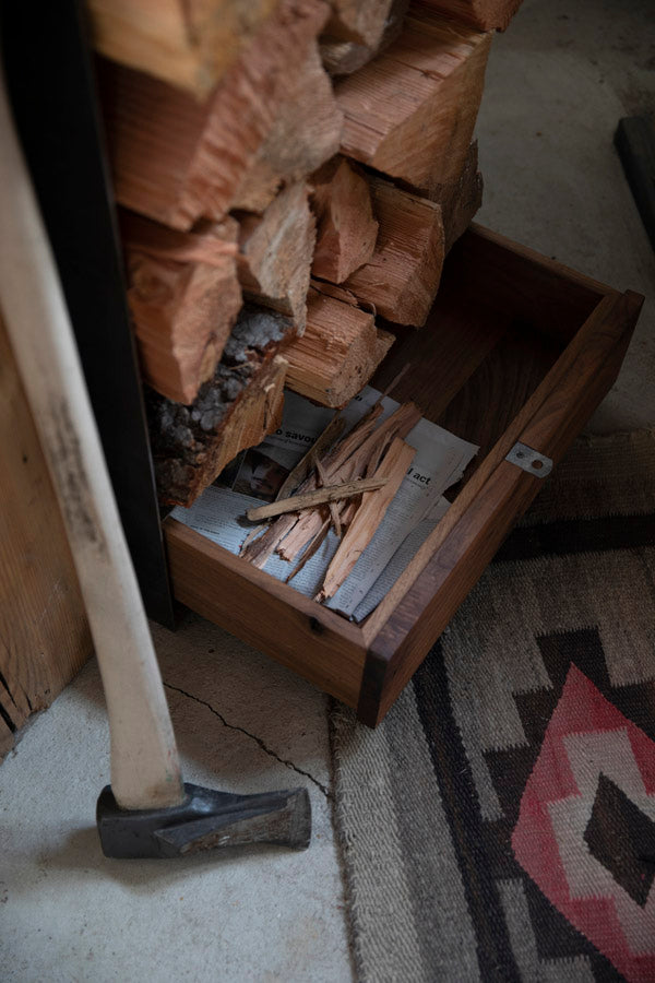 Gauge Firewood Storage Box