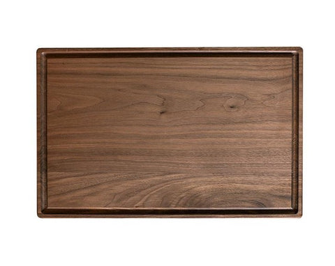 solid wood cutting board