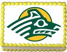 Load image into Gallery viewer, Alaska Anchorage Seawolves Edible Cake, Cupcake & Cookie Topper - Trish Gayle