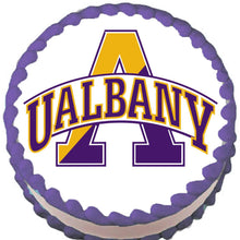 Load image into Gallery viewer, Albany Great Danes Edible Cake, Cupcake & Cookie Topper - Trish Gayle