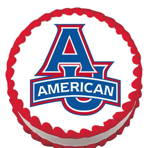 American Eagles Edible Cake, Cupcake & Cookie Topper - Trish Gayle