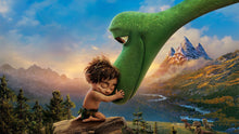 Load image into Gallery viewer, The Good Dinosaur Edible Cake Topper - Trish Gayle