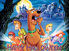 Load image into Gallery viewer, Scooby Doo Edible Cake & Cookie Topper - Trish Gayle