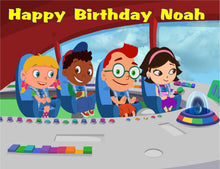 Load image into Gallery viewer, Little Einsteins Edible Cake Topper - Trish Gayle